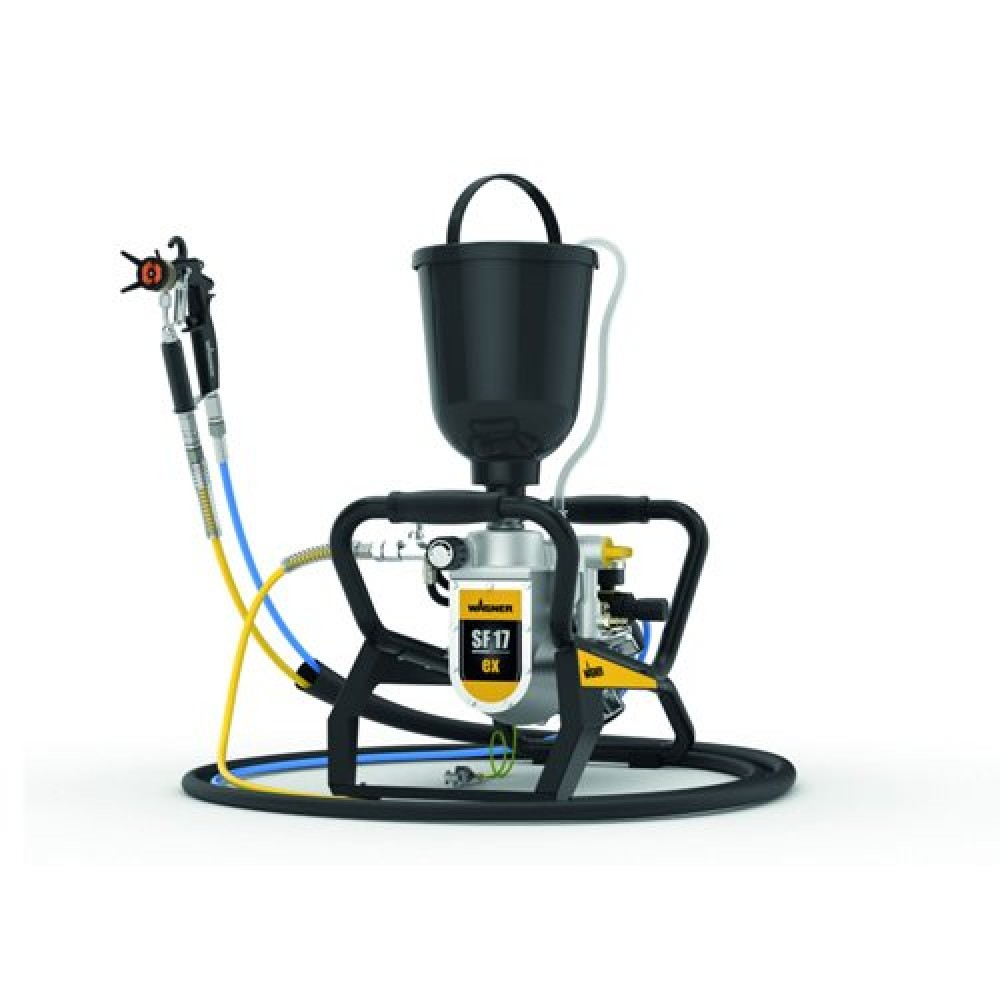 2364967 - SuperFinish 17 ex (AC) Spraypack - skid version будаг шүршигч