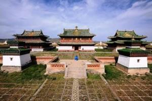 Wonder of Central Mongolia