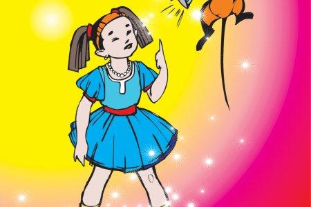 Нисдэг хулгана Чинүүхэй ба Найтаадаг охид