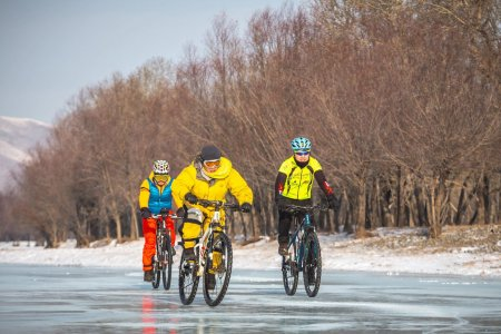 2 Mongolians to participate in Russian extreme sport competition