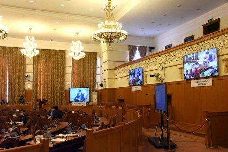 Хүний эрхийн Үндэсний Комиссын дарга Ж.Бямбадоржийг үүрэгт ажлаас нь чөлөөллөө