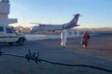 Ховд аймагт батлагдсан коронавирусийн халдвартай 2 иргэн болон хамт явсан хүмүүсийг онгоцоор авчирж байна