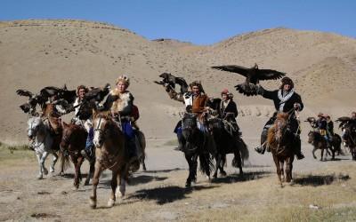 Altai 5 Bogd-Westen der Mongolei