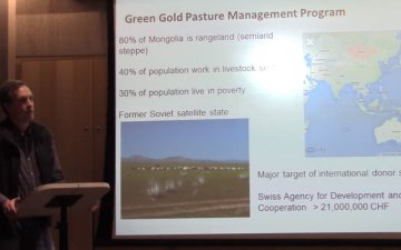 Resilience-Based Management in Mongolia - An Unexpected Journey