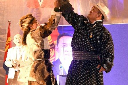 Ерөнхийлөгч Х.Баттулга Наурызын баярын мэндчилгээ дэвшүүллээ