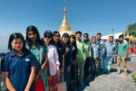 Манай компанийн ажилчид БНСУ болон Мьянмар улсад туршлага судлаад ирлээ