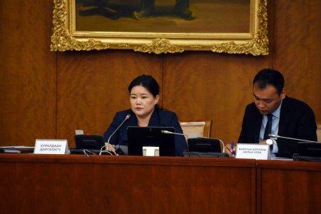 """ТБХ: """"Монгол Улсын 2018 оны төсвийн гүйцэтгэлийг батлах тухай"""" УИХ-ын тогтоолын төслийг батлахыг дэмжлээ"""