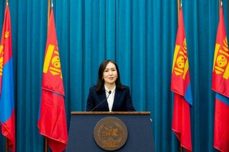 #ШУУД: Засгийн газрын хуралдаанаас гаргасан шийдвэрийн талаар мэдээлэл хийж байна