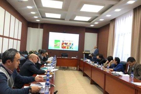 Монголын Жимс Жимсгэний Үндэсний Холбоо Удирдах Зөвлөлийн Хурал боллоо.