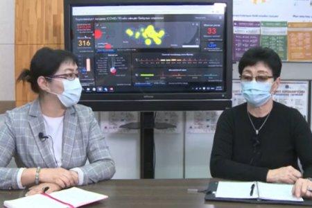 А.Амбасэлмаа: Тээврийн жолоочоос коронавирус илэрлээ