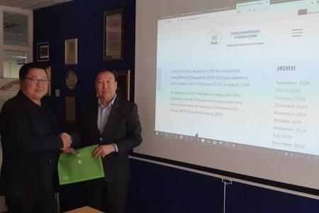 НЭС Монгол Платформын хариуцагч байгууллагын чиг үүргийг Монголын Бэлчээр Ашиглагчдын Нэгдсэн Холбоо хүлээн авлаа