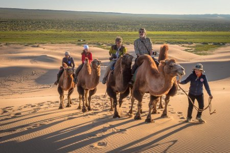 Why travel to Mongolia