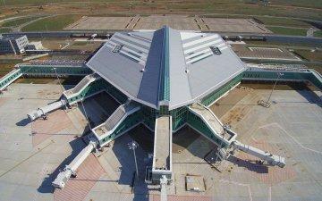 Улаанбаатар хотын шинэ нисэх буудал барих төсөл