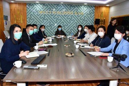 ДЭМБ-ын Зөвлөх баг манай улсад ажиллаж байна