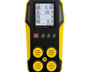 Агаарын найрлага хэмжигч CH4, O2, CO, H2S