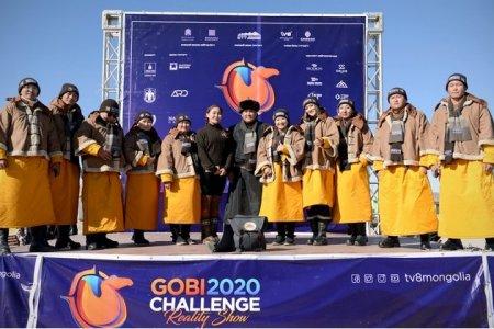 """""""GOBI CHALLENGE 2020"""" төсөлд """"Эрдэнэс-Тавантолгой"""" ХК-ийн ажилтнууд оролцож байна"""