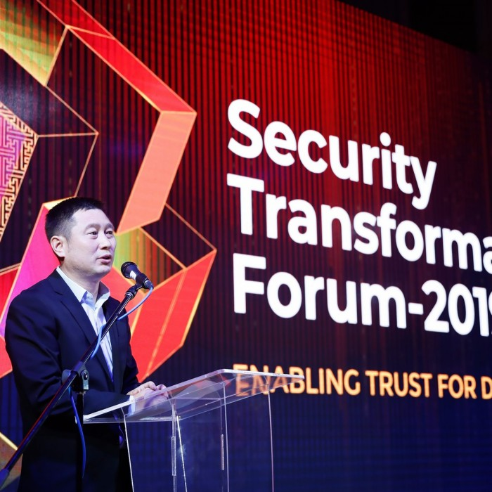 Security Transformation Forum 2019