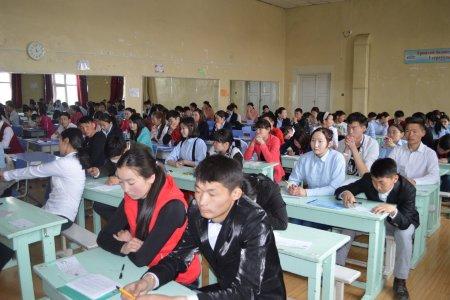2020 оны Элсэлтийн ерөнхий шалгалтын талаарх мэдээлэл-БҮТ