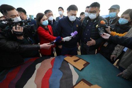 Л.ОЮУН-ЭРДЭНЭ: Монгол улс мал аж ахуйн салбараас нэмүү өртөг шингэсэн бүтээгдэхүүн экспортод гаргах цаг болсон