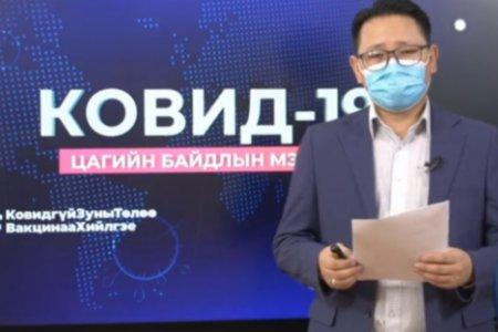 Б.Ууганбаяр: Сүүлийн 24 цагт 940 хүнээс халдвар илэрч, 12 хүн нас барлаа