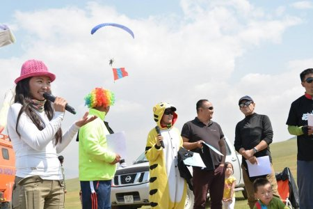 Азийн зуны спортын XVIII наадамд Монголын параглайдингийн тамирчид оролцоно.