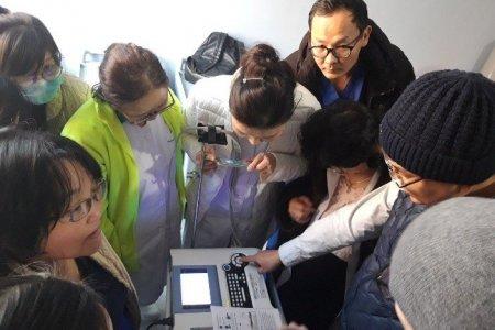 Үндэсний оношилгоо, эмчилгээний төв байгуулах МОН-8 төслийн 2019.03.11-2019.03.15 хоронд 7 хоногийн үйл ажиллагааны тайлан