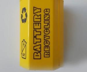 Хаягдал батарей цуглуулах хайрцаг