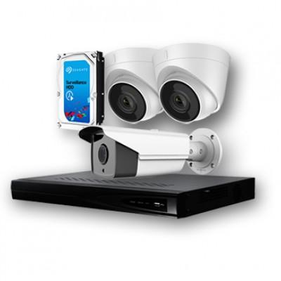 Хяналтын камерны багц: 3 камертай