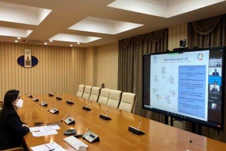 Монгол Улсын Засгийн газар болон НҮБ-ын хамтарсан удирдах хорооны зургаадугаар уулзалт болов