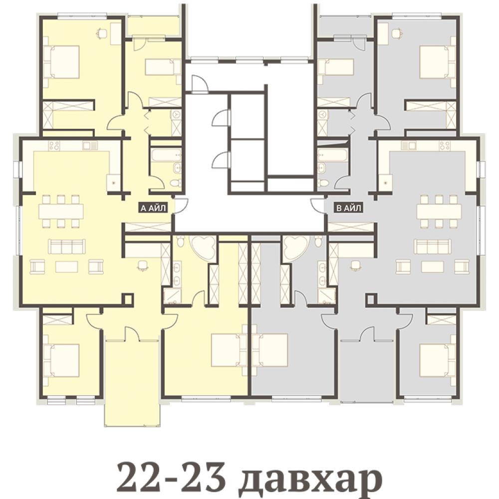 <br><spec>А - 175.36м2   B - 173.49м2</spec>