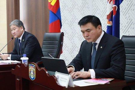 """""""Монгол наадам цогцолбор""""-ын газрын давхцлын асуудлыг шийдвэрлэв"""