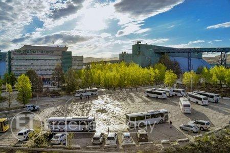 """""""Эрдэнэт үйлдвэр"""" ТӨҮГ Монгол Улсын ТОП-100 аж ахуйн нэгжийг 18 дахь удаагаа тэргүүллээ"""