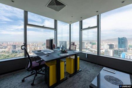 Улаанбаатарын хамгийн таатай оффис Нэткапитал санхүүгийн групп