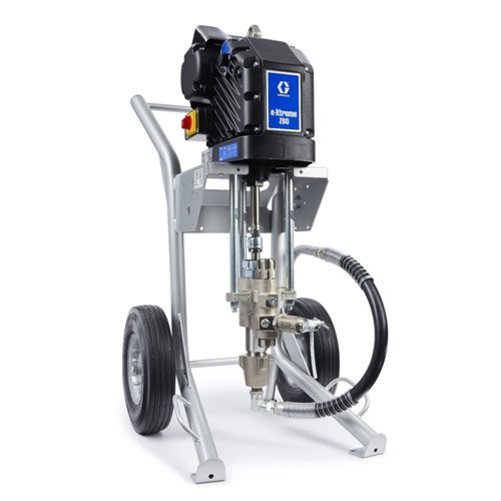 24P245 - e-Xtreme Z60 Electric High Pressure Airless Sprayer with Heavy-Duty Cart шүршигч төхөөрөмж
