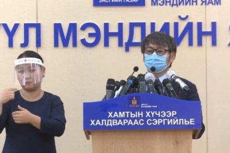 Д.Нямхүү: Алтанбулагийн боомтоор орж ирсэн ачаа тээврийн гурван жолоочоос нэмж халдвар илэрлээ