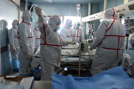 БНХАУ-д амиа алдсан хүний тоо 162 боллоо