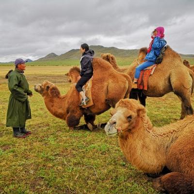 Karakorum-Tsenher Hot Spa