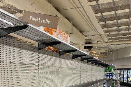 COVID-19: Австралийн дэлгүүрүүд хүнсний бүтээгдэхүүн худалдан авах хэмжээг тогтоожээ