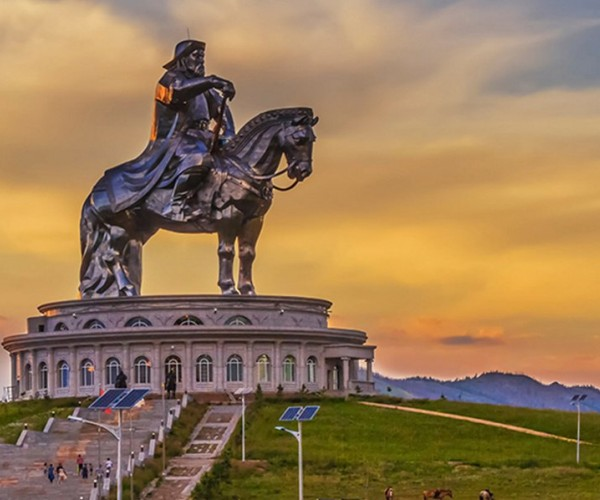 Luxury tour with highlights of Mongolia