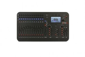 512 ch LIGHTING CONSOLE
