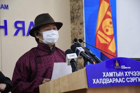 Монгол Улсад онош батлагдсан 227 тохиолдол байгаагаас 200 тохиолдол нь эдгэрсэн