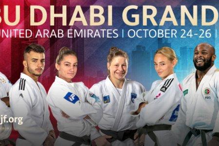 Абу Дабигийн Гран При эхний өдрийн сугалаа