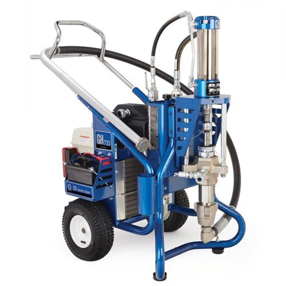 16U778 - GH 733ES Petrol Hydraulic Sprayer, Big 250 System шүршигч төхөөрөмж