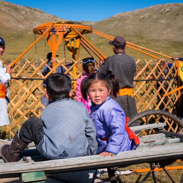 WONDERS OF MONGOLIA  <br> AUGUST GROUP TOUR