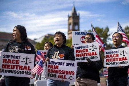 Харвард их сургууль ази гаралтай оюутнуудад шударга бус ханддаг