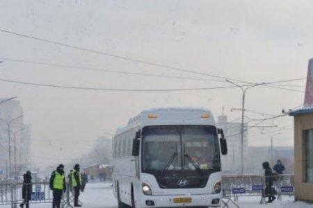 Хот хоорондын нийтийн тээврийн үйлчилгээг энэ сарын 23-наас эхлүүлнэ