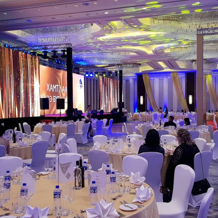Oriflame new year party 2016