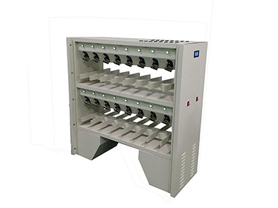 Charger rack for miners lamp KCLA-32