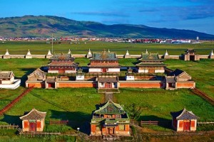 CENTRAL MONGOLIAN HIGHLIGHTS