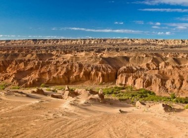 Great Gobi And Terelj National Park Tour
